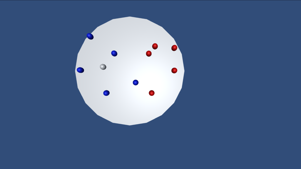 3D Balls on Unity   Crazy Developing